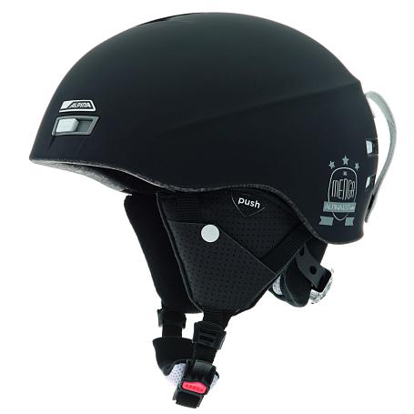 Купить Зимний Шлем Alpina FREERIDE MENGA schwarz matt Шлемы для горных лыж/сноубордов 1131207