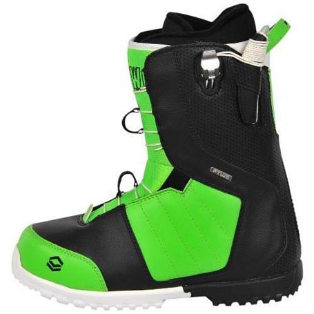 Купить Ботинки для сноуборда FTWO 2012-13 Air green, сноуборда, 850080