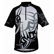 Джерси Polaris 2014 TUAREG SHIRT Black/White