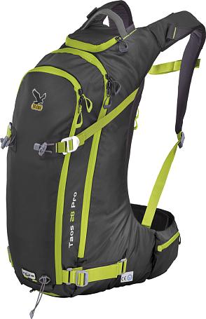 Купить Рюкзак туристический Salewa Free Ski Mountaineering TAOS 28 PRO BACKPACK BLACK Рюкзаки для фрирайда 1112756