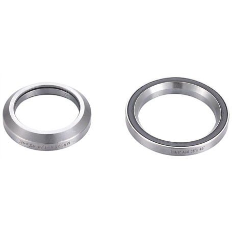 "Подшипники BBB TaperedSet replacement bearings set CrMo  1.1/8""-1.3/8"" 41.8mm-48,9mm"