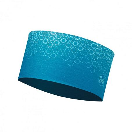 Купить Повязка BUFF HEADBAND HAK TURQUOISE, Банданы и шарфы Buff ®, 1263528