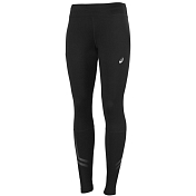 Брюки беговые Asics 2019-20 Silver Icon Tight Performance Black