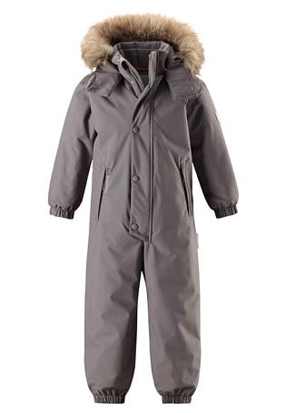 Купить Комбинезон горнолыжный Reima 2017-18 Stavanger Soft Grey Детская одежда 1351642