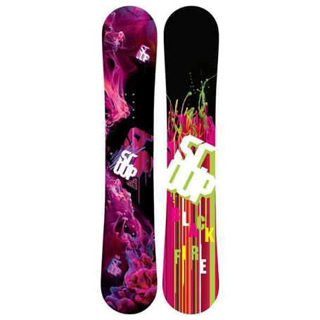 Купить Сноуборд Black Fire 2013-14 Scoop доски 917747