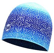 ШапкаАксессуары Buff ®<br>Мягкая, легкая, двухсторонняя шапка идеально подойдет для прогулок в прохладные весенние дни. Бесшовная шапка с высоким уровнем защиты от проникновения ультрафиолетовых лучей также подходит для занятий спортом. Материал Coolmax поддерживает оптимальный температурный баланс кожи в жаркую погоду, не вызывает аллергии и раздражения кожи, моментально сохнет и отлично сидит на голове, не спадает и не скручивается, не требует завязывания узлов. Эффективно справляется с потом. Технология Polygiene с ионами серебра для поддержания свежести и предотвращения появления запахов. <br><br>Особенности:<br><br>- Coolmax Extreme - дышащий материал для активного образа жизни и профессионального спорта <br>- UV Protection - 98% УФ-защиты<br>- Polygiene - предотвращает появление запаха<br>- 100% полиэстер