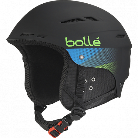 Зимний Шлем Bolle 2015-16 B-FUN new SOFT BLAC