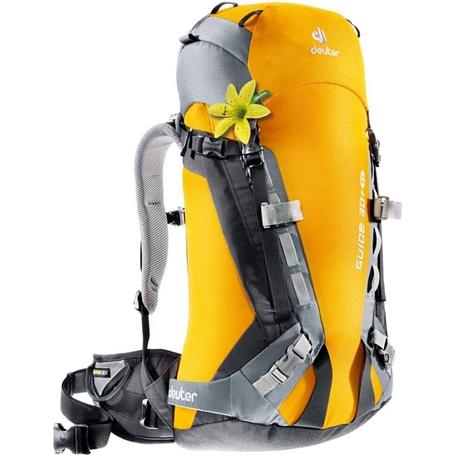 Купить Рюкзак Deuter 2015 Alpine Guide 30+ SL sun-titan Рюкзаки для альпинизма 1073571