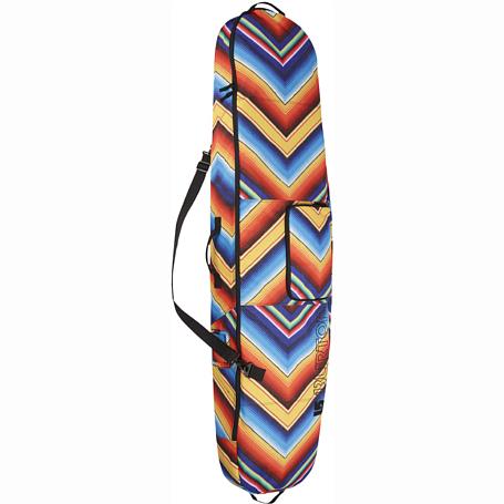 Купить Чехол для сноуборда BURTON BOARD SACK 156 FISH BLANKET, Чехлы сноуборда, 1151412