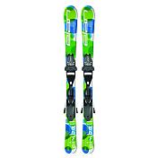 Горные лыжи с креплениями Elan 2015-16 PINBALL TEAM QT EL 7.5
