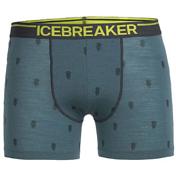 Трусы Icebreaker 2016-17 Mens Anatomica Boxers Arena Canoe/black/monsoon