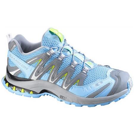 Купить Беговые кроссовки для XC SALOMON 2013 XA PRO 3D ULTRA 2 W SCOBLU/PEA Кроссовки бега 901686