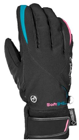 Купить Перчатки горные REUSCH 2014-15 SKI PISTE LADY Mariola GTX black / bluebird Перчатки, варежки 1142500
