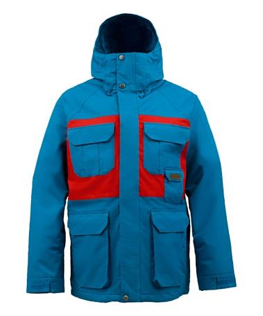 Купить Куртка сноубордическая BURTON 2013-14 MB FRONTIER JK PIPELINE/BURNER Одежда 1021884