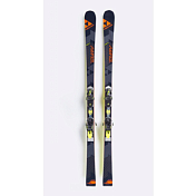 Горные Лыжи с Креплениями Fischer 2016-17 Rc4 The Curv Curvbooster+rc4 Z13 Freeflex Evo Solid Black/yellow 85 [A]