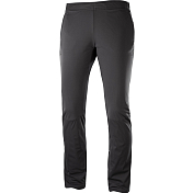 Брюки беговые Salomon 2018-19 AGILE WARM PANT W Black