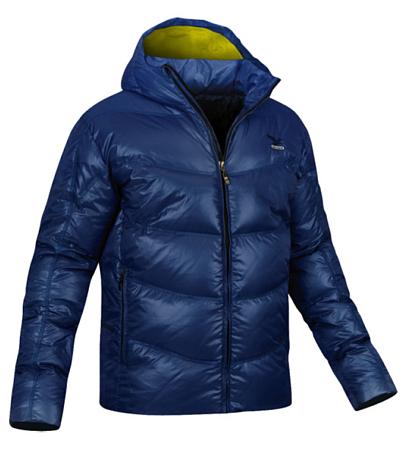 Купить Куртка для активного отдыха Salewa 5 Continents COLD FIGHTER DWN M JKT deepblue(темно-синий) Одежда туристическая 752016