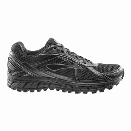 Купить Беговые кроссовки элит BROOKS Adrenaline GTS 15 Black/Anthracite, Кроссовки для бега, 1184317