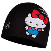 Шапка Buff Hello Kitty Microfiber Polar Hat 45th Black