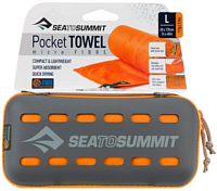 Полотенце Sea To Summit Pocket Towel Large Orange