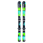 Горные лыжи с креплениями Elan 2015-16 MAXX QT EL 7.5 (130-150)