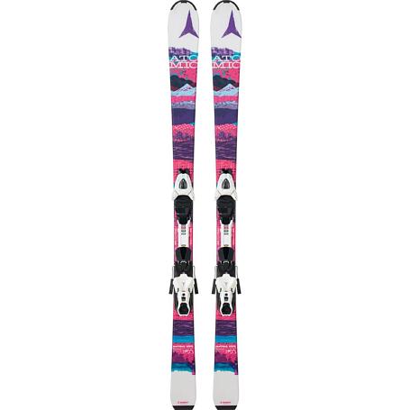 Купить Горные лыжи с креплениями Atomic 2015-16 VANTAGE GIRL III + XTE 7, лыжи, 1195306