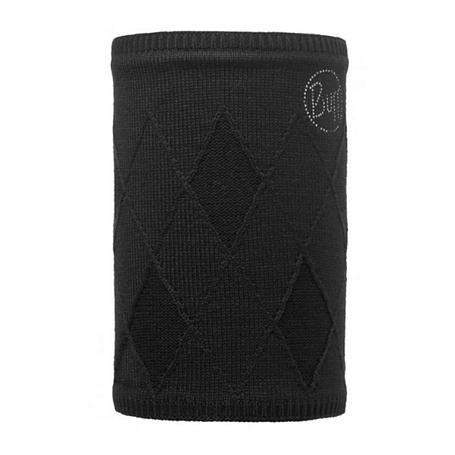 Купить Шарф BUFF KNITTED & POLAR NECKWARMER STELLA BLACK CHIC Банданы и шарфы Buff ® 1263166
