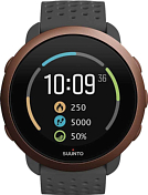Часы Suunto 2020-21 3 GRAPHITE COPPER