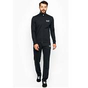 Костюм Для Активного Отдыха Ea7 Emporio Armani 2016 Man's Knit T-suit Notte