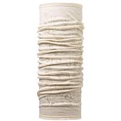 БанданаАксессуары Buff ®<br>Удобная, универсальная бандана из натуральной 100% овечьей шерсти. Защищает от холода, поддерживает естественный микроклимат. Благодаря природным свойствам шерсти препятствует образованию неприятных запахов. Не колется. Натуральная высококачественная мериносовая шерсть. Допускается машинная стирка. <br><br>Пол: Унисекс<br>Возраст: Взрослый<br>Вид: бандана