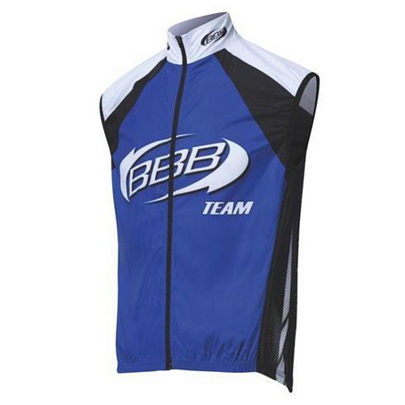 Жилет BBB BBB Team vest blue/black/white (синий/черный/белый) (BBW-153)