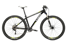 Велосипед Fisher X-Caliber 915.5650b AT327.5-650B 2015 Trek Black/Volt Green