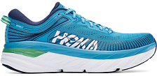 Беговые кроссовки Hoka Bondi 7 Blue Moon/Moonlit Ocean