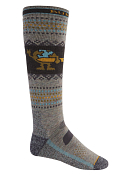 Носки BURTON 2020-21 Performance Midweight Sock Oatmeal Heather