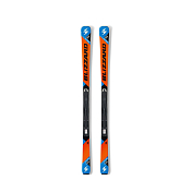 ������ ���� Blizzard 2015-16 GS Jr-racing (Flat+plate) Orange-black-blue