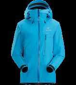 Куртка туристическая Arcteryx Ascent Alpha SL Riptide