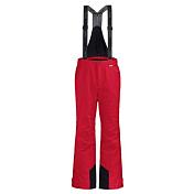 Брюки горнолыжныеОдежда горнолыжная<br>Мужские брюки эргономичного кроя с высокой съемной спинкой на лямках, снегозащитные гетры, усиление кордуры по низу брюк, водонепроницаемые молнии, карманы.<br>Ткань: 100% полиэстер. Мембрана: M-Tex &amp;#40;10000mm/10000g/m/24hr&amp;#41;