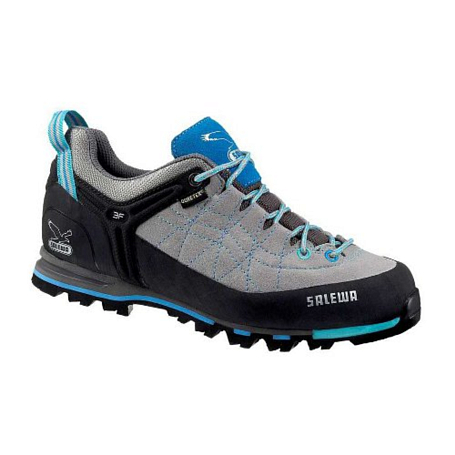 Ботинки для альпинизма Salewa Alpine Approach Womens WS MTN TRAINER GTX paloma - davos