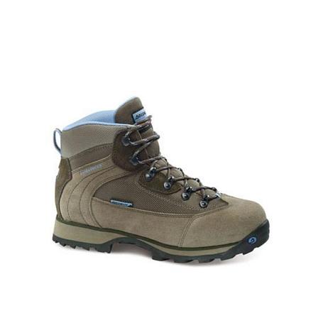 Купить Ботинки для треккинга (высокие) Dolomite Hiking GARDENA WS WP BROWN-LIGHT-BLUE, Треккинговые ботинки, 1088261