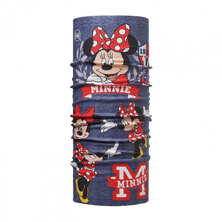 Купить Бандана BUFF Licenses MINNIE CHILD ORIGINAL HIGH SCHOOL DENIM/OD Банданы и шарфы Buff ® 1343524
