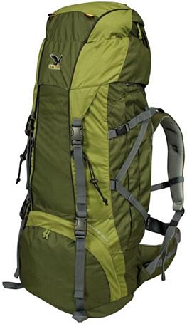 Купить Рюкзак Salewa Marangu 60+10 (зеленый) Рюкзаки туристические 364196