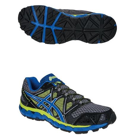 Купить Беговые кроссовки для XC Asics 2014 GEL-FUJISENSOR 2, Кроссовки бега, 1132796