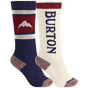 Носки BURTON 2018-19 YTH WEEKEND MWT 2PK MOOD INDIGO