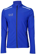 Флис горнолыжный EA7 Emporio Armani 2017-18 SKI M T-TOP RACE 2 ROYAL BLUE
