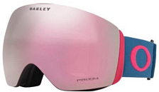 Очки горнолыжные Oakley 2019-20 Flight Deck Poseidon Strong Red/Prizm Snow Hi Pink