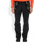 Брюки Горнолыжные Ea7 Emporio Armani 2013-14 Performance Ski Pants Mountain Ski M Pant 3 Черный