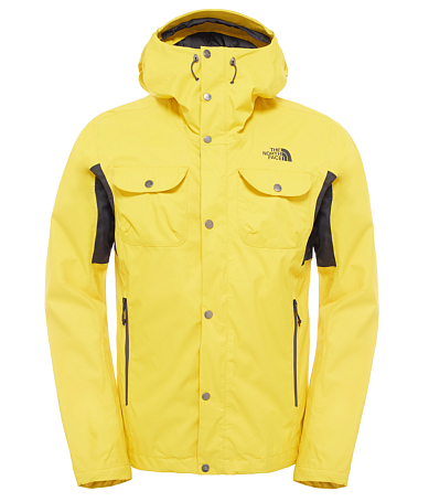 Куртка для активного отдыха THE NORTH FACE 2016 M ARRANO JACKET  FREESIA YELLOW FREESIA YELLOW
