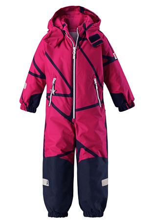 Купить Комбинезон горнолыжный Reima 2017-18 Snowy Berry Детская одежда 1351633