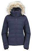 Куртка горнолыжная SALOMON 2020-21 Stormcozy Jacket W Night Sky
