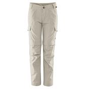Брюки для активного отдыхаОдежда для активного отдыха<br>Универсальные функциональные брюки.<br>Благодаря отстегивающимся штанинам подойдут как для осени, так и для теплых летний дней.<br>Легкий материал Dryprotec легко впитывает влагу и быстро сохнет. Зашита от УФ-лучей.<br>Состав: 100% полиамид.